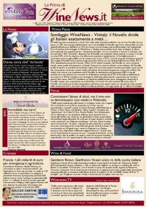 La Prima di WineNews - N. 208