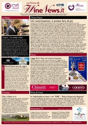 La Prima di WineNews - N. 2090
