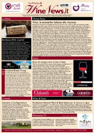 La Prima di WineNews N. 2112