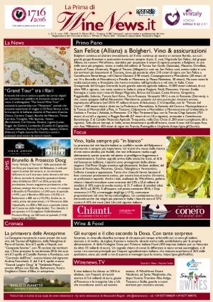 La Prima di WineNews - N. 2113
