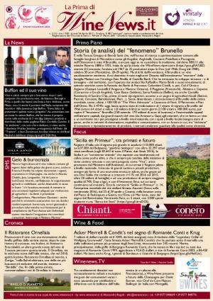 La Prima di WineNews - N. 2132