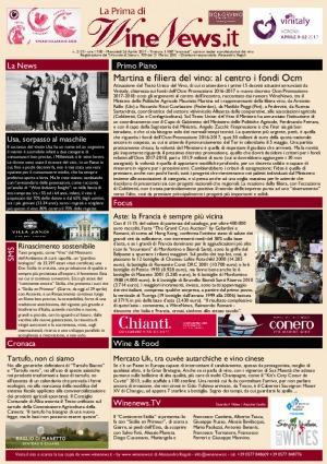 La Prima di WineNews - N. 2133