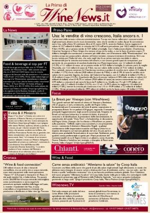 La Prima di WineNews - N. 2134