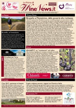 La Prima di WineNews - N. 2135