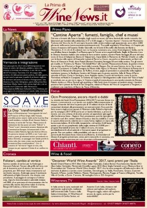 La Prima di WineNews - N. 2154