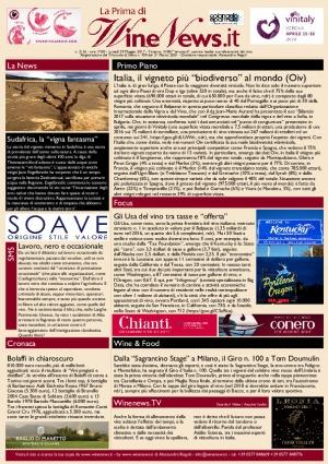 La Prima di WineNews - N. 2155