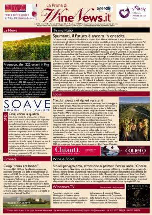 La Prima di WineNews - N. 2175