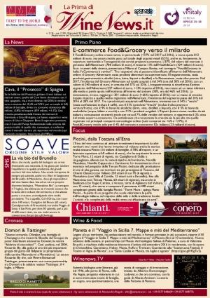 La Prima di WineNews - N. 2176