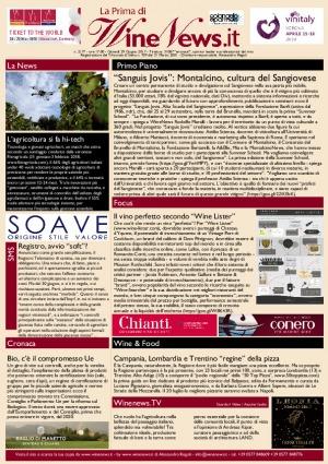 La Prima di WineNews - N. 2177