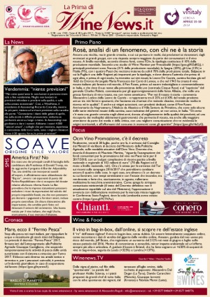 La Prima di WineNews - N. 2198