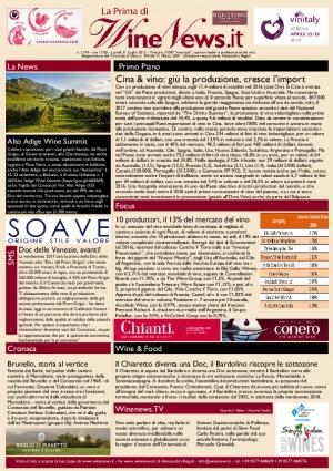 La Prima di WineNews - N. 2199