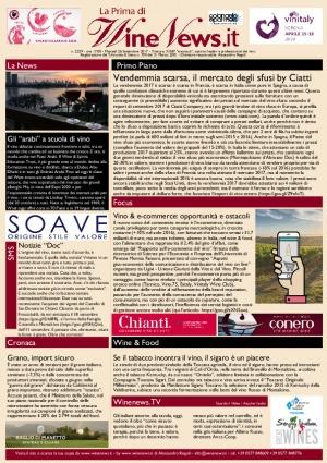 La Prima di WineNews - N. 2239