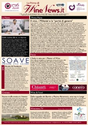La Prima di WineNews - N. 2241