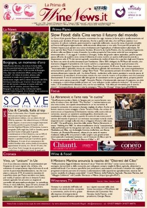 La Prima di WineNews - N. 2242