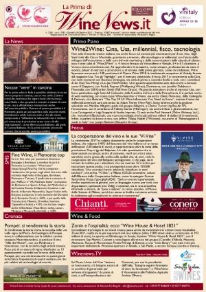 La Prima di WineNews - N. 2261