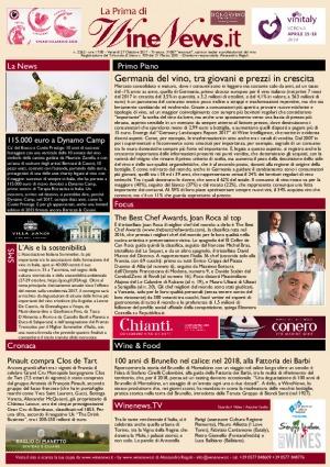 La Prima di WineNews - N. 2262