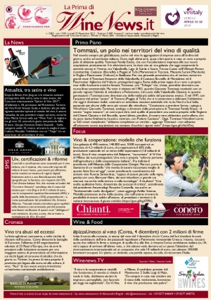 La Prima di WineNews - N. 2282