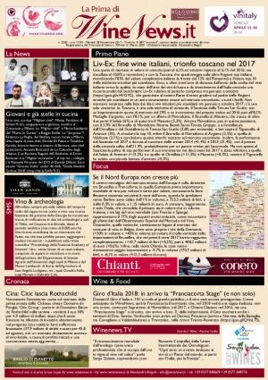La Prima di WineNews - N. 2283