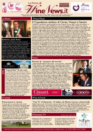 La Prima di WineNews - N. 2303