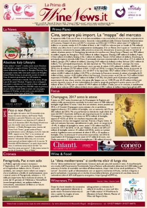 La Prima di WineNews - N. 2324