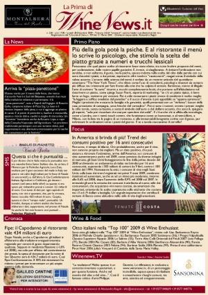 La Prima di WineNews - N. 250