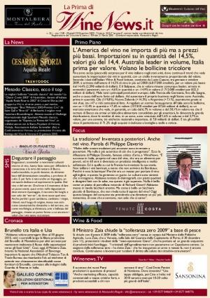 La Prima di WineNews - N. 251