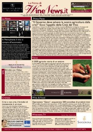 La Prima di WineNews - N. 252