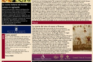 La Prima di WineNews - N. 257