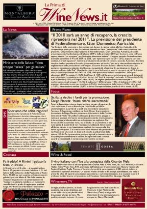 La Prima di WineNews - N. 269
