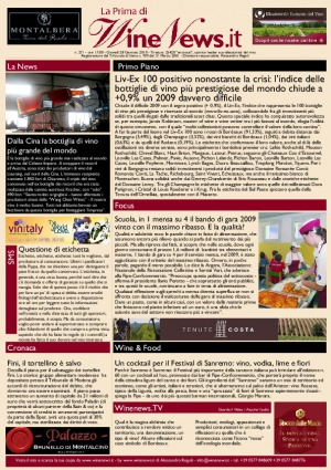 La Prima di WineNews - N. 271