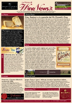 La Prima di WineNews - N. 272