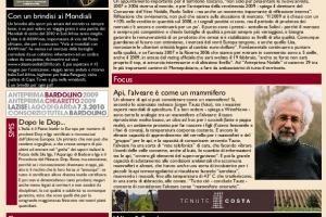La Prima di WineNews - N. 282