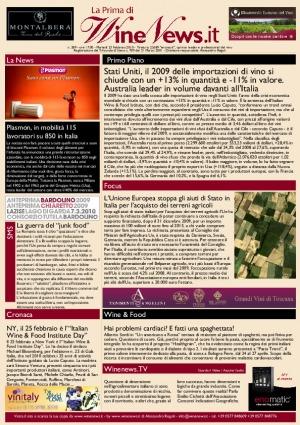 La Prima di WineNews - N. 289