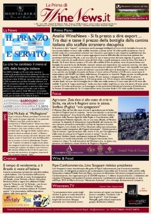 La Prima di WineNews - N. 291