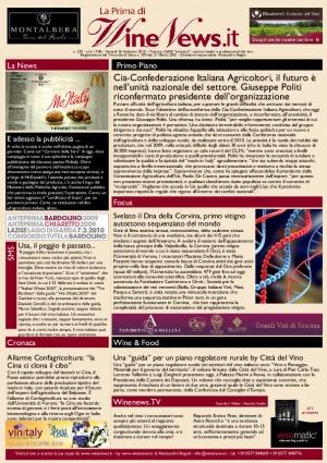 La Prima di WineNews - N. 292