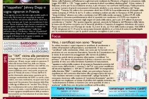 La Prima di WineNews - N. 295