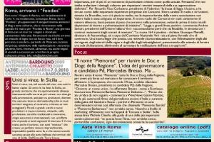 La Prima di WineNews - N. 297