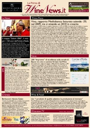 La Prima di WineNews - N. 312