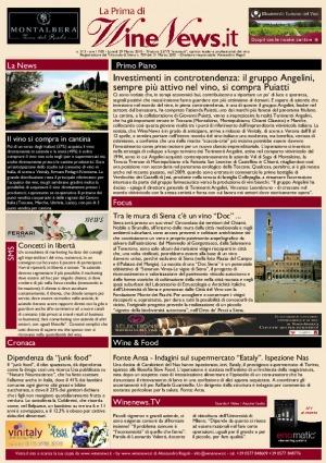 La Prima di WineNews - N. 313