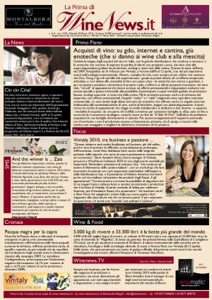 La Prima di WineNews - N. 314