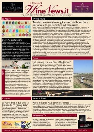 La Prima di WineNews - N. 315