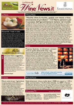 La Prima di WineNews - N. 32