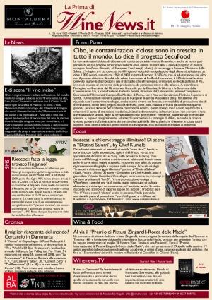 La Prima di WineNews - N. 336