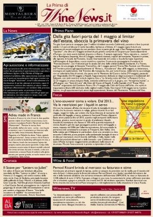 La Prima di WineNews - N. 339
