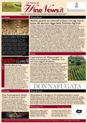 La Prima di WineNews - N. 33