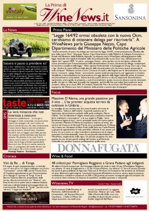 La Prima di WineNews - N. 34