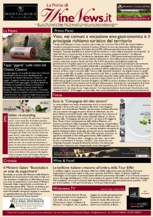La Prima di WineNews - N. 358