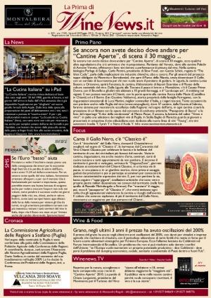 La Prima di WineNews - N. 359