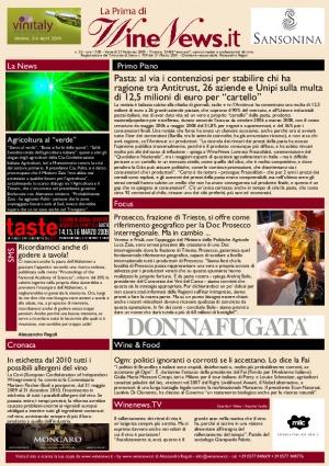 La Prima di WineNews - N. 35