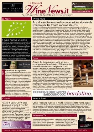 La Prima di WineNews - N. 381
